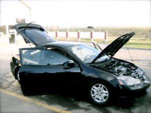 2003 Acura RSX Base Coupe (2 door)
