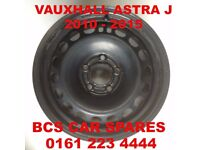 """VAUXHALL ASTRA J SPARES WHEEL STEEL ( IDEAL SPARE ) 16"""""""