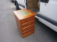 REGENCEY REPRODUCTION 2 DRAWER FILING CABINETIN YEOVIL