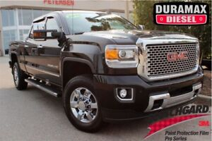 2016 GMC Sierra 3500HD Denali| Sun| Nav| H/C Leath| Heat Wheel|
