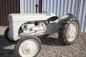 Tractor- Ford 9N