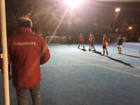 Spaces for Teams and Individuals in 5-aside leagues in Battersea!