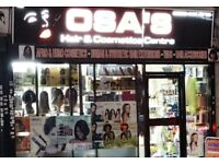 COSMETICS AND SALON SHOP FOR SALE