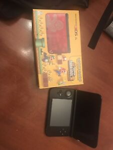 Nintendo 3DS new Super Marios bros 2 Gold edition