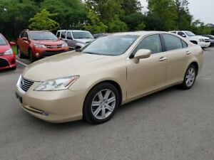 2007 Lexus ES350 Sedan *** SUNROOF, Leather, AC & Heated STS ***