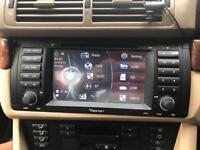 Bmw e39 5 series eonon stereo