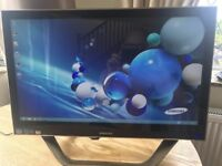 SAMSUNG DP700A3D- K02UK, ALL IN ONE PC, BRILL CONDITION £320 O.N.O