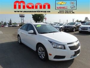 2014 Chevrolet Cruze 1LT - PST paid, Remote start, Rear view cam