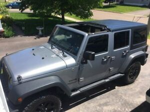 "2015 Jeep Wrangler Sport Unlimited ""Financing available """
