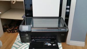 HP photosmart D110 all in one printer