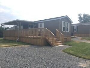 Open House this Weekend! Brand New Recreational Cottages
