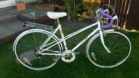 Ladies Vintage Raleigh Candice Bike