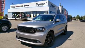 2017 Dodge Durango R/T - HEATED LEATHER SEATS, REAR-VIEW CAM