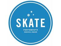 Outdoor Christmas Ice Rink - Daily Manager (Fixed Term)