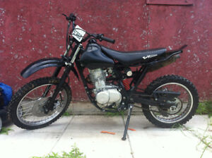 DR 125 For Sale