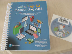 Financial Apps in Business - Sage 50 2016 - ACCT2180