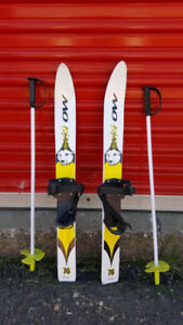 KIDS SKI SET- BEGINNERS