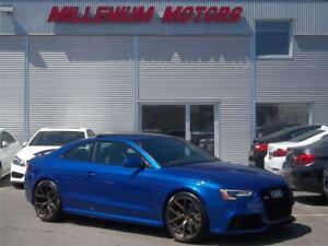 2014 Audi RS 5 4.2 / NAVI / B.CAM / SPORT DIFF/ LEATHER / SUNROO