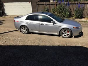2005 Acura TL Dynamic Package 6 Speed