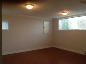 2 bedroom legal suite located on Westwood Plateau