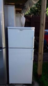 **WHIRLPOOL*FRIDGE FREEZER**FROST FREE**COLLECTION\DELIVERY**NO OFFERS**