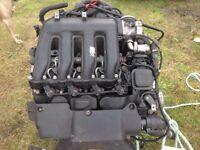 BMW 2 LTR DIESEL ENGINE FOR SPARES.