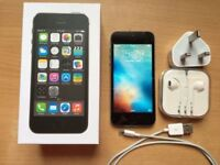Excellent iPhone 5S, 16 gb, on Vodafone, Boxed, can deliver