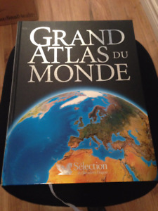 "Atlas mondial ""Reader's Digest"""