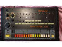 Roland TR-808 Drum Machine in excellent condition