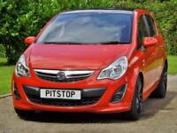 Vauxhall Corsa 1.2 Limited Edition 5dr PETROL MANUAL 2011/11