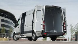 Need a VAN? Your local Man and Van service 24/7 ready to help you!