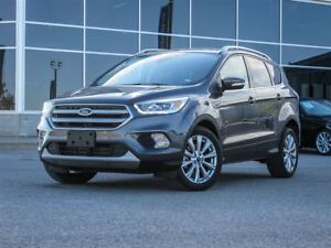 2017 Ford Escape Titanium 4WD| Blind Spot Detect