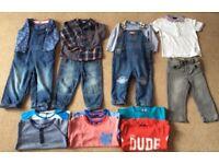 Boys Clothes 12 - 18 Months - £10