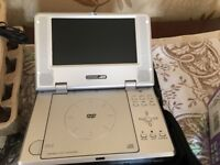 Acoustic Solutions Portable DVD player.