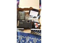 Brand new unused waterproof Black Panasonic FT30 Lumix with receipt for warranty.