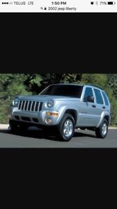 Wanted: 3.7L V6 for Jeep Liberty