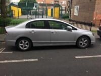 Honda Civic Hybrid 2010, 54k mileage only £5300