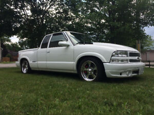 LS2 CONVERSION S10 500 HP
