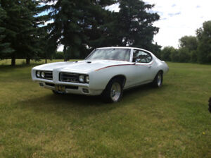 Really nice 1969 GTO show car built with all the best