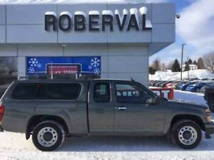 2010 CHEVROLET COLORADO 2WD EXTENDED CAB