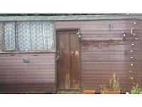 Garden shed - spares or rebuild