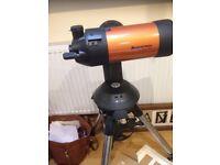 Nexstar 4Se automated telescope
