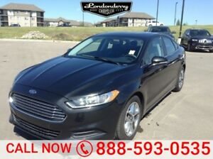 2015 Ford Fusion SE SEDAN Accident Free,  Back-up Cam,  Bluetoot
