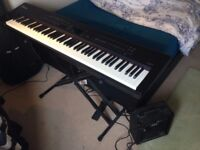 Roland RD 800 Stage Piano with Stand As New