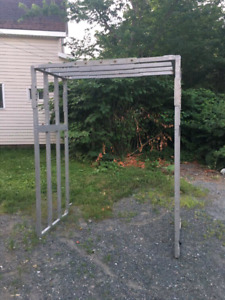 Backrack made out of aluminum forsale 150