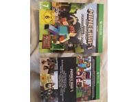 Mine craft family edition plus favourites pack for Xbox one
