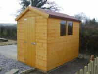 6ft x 6ft Shed New