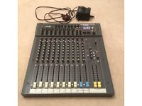 Spirit Folio F1 Soundcraft 16 Channel Mixer / Mixing Desk (with Power Supply)