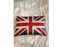 Union Jack cushion/pillow
