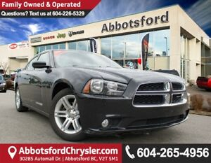 2011 Dodge Charger Accident Free w/ Sunroof, Bluetooth & Back...